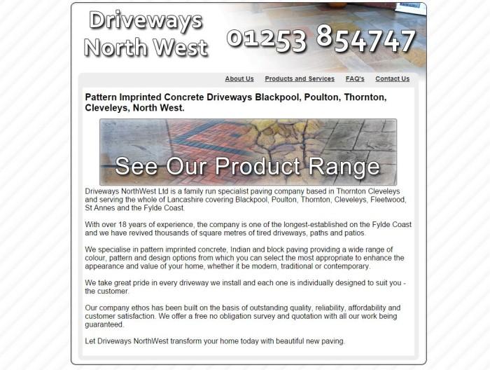 old driveways website